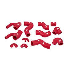 Mishimoto Red Silicone Turbo Hose Kit for Audi S4