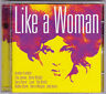 Like A Woman - Various Artists - CD - (2CD) (Brand New Sealed)
