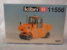 Kibri 11556 Hamm Gummirad- Walze 1/87 H0 Bausatz, top, OVP