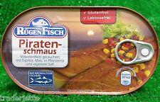 (0,99 €/100g) Piraten Schmaus von Rügenfisch Ostprodukte Rügen Fisch lactosefrei