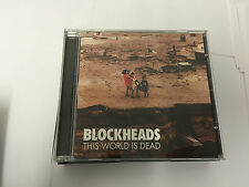 This World Is Dead Blockheads CD 78676720224