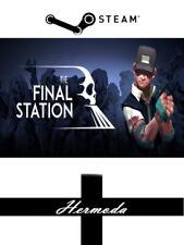 La clave Steam para PC final Station, Mac o Linux (el mismo día de despacho)