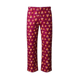 Team AFL Football Mens Adults Flannelette Pyjamas Pants Cotton Sleepwear