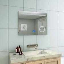 Illuminated LED Bluetooth Speaker Magnifying Mirror Bathroom Make Up Date