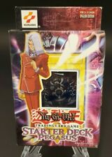Yu-Gi-Oh Starter Deck Pegasus English Factory Sealed Box Unlimited