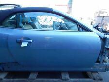 07-15 Jaguar XK OEM Frost Blue Front Right Passenger Door Shell