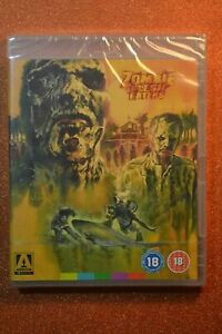 New & Sealed Zombie Flesh eaters Blu-ray - Restored special edition Arrow Video