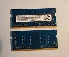 RAMAXEL 4GB DDR4 2666V PC4-2666V-SC0-11 RAM Laptop  260-Pin Memory