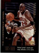 1999 Upper Deck Michael Jordan The Early Years card# 29