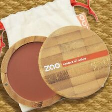 Zao Make-up 321 COMPACT BLUSH Rouge Puder Naturkosmetik Bambus bio vegan fair