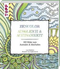 Zencolor Ausgleich & Achtsamkeit: 100 Bilder zum Ausmalen und Abschalten ... /3