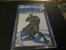 CGC 9.8 BATMAN: REBIRTH #1 VARIANT BE THE FIRST TO GET THIS GRADED COMIC!!!!!
