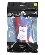 Adidas Men X Lesto Shin Guards Protector Soccer Red Blue Gym Leg Shin-Pad Dn8612
