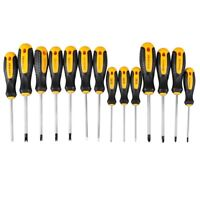 14Pcs Screwdriver Set Triple-cornered H Y Type Screwdriver Hand Tools Screw X4S9