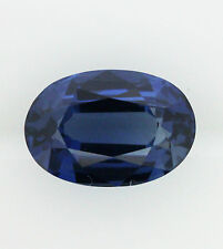 1.26ct!! NATURAL BLUE SAPPHIRE EXPERTLY FACETED IN GERMANY +CERTIFICATE