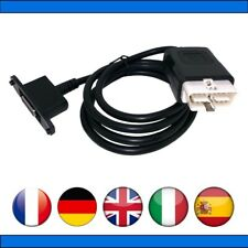 OBD2 cable replacement for suitcases Diagnosis compatible Autocom - CDP+