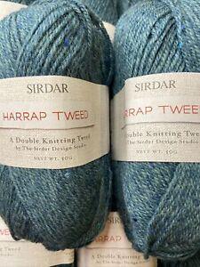 Sirdar Harrap Tweed Dk 10 X 50g Balls 0104