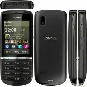 Pristine Condition Nokia Asha300 - touch screen Smartphone (Unlocked)