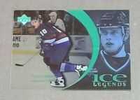 Pavel Bure Vancouver Canucks 1997-98 Upper Deck Ice Legends Acetate