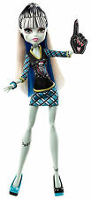 Monster High Frankie Stein Ghoul Spirit/Monstre Fan de poupée de collection rare bdf08