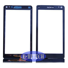 "Nokia N8 Digitizer Touchscreen Display Pad Objektiv Glas Ersatz ""UK"" + Tools"