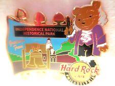 Hard Rock Cafe Philadelphia National Park Bear '15 Pin