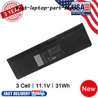 WD52H Battery For Dell Latitude E7240 E7250 GD076 VFV59 W57CV HJ8KP NCVF0