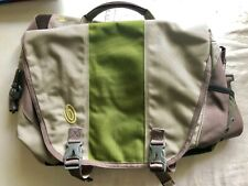 Timbuk2 Messenger Laptop Bag (medium) - Grey/Green