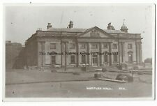 Yorkshire Wortley Hall nr Sheffield Real Photo Vintage Postcard 26.3