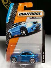 2014 MATCHBOX BLUE BMW M1 - P8