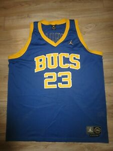 Michael Jordan Brand #23 Laney High School Bucs Jersey 3XL 3X mens