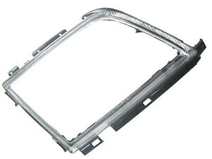 Mercedes r129 SL-class Headlight Door Rim trim (R) right passenger lamp frame rh