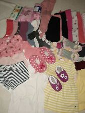 Bekleidungspaket Baby Mädchen 42 Teile In Größe 80