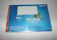 Microsoft Windows XP Professional Dell Reinstallation CD Service Pack 2 SEALED