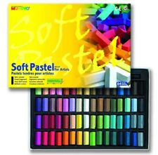Soft Chalk Pastels Portrait Painting Set Artists Artist Art Painting Drawings 64