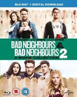 Malo Neighbours / Malo Neighbours 2 Blu-Ray Nuevo Blu-Ray (8308077)