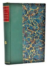 Alphonse Daudet : SOUVENIRS D'UN HOMME DE LETTRES -1889. Envoi à Aurélien Scholl