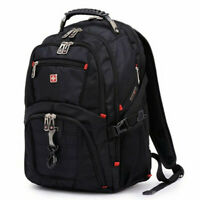 Wenger Swissgear bag Laptop Backpack Computer Notebook School Travel Bag