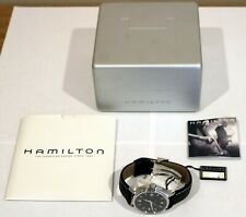 ***New Hamilton H325150 Jazzmaster Viewmatic Automatic 40mm Men's Watch L@@K***