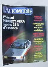 L AUTOMOBILE MAGAZINE - N° 420 - JUIN 1981 *