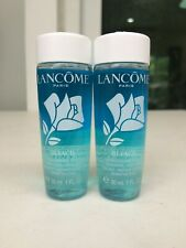 2 x Lancome Bi-Facil Non Oily - Instant Cleanser Sensitive Eyes  30  ml