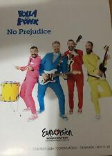 PROMOTIONAL KIT CD EUROVISION 2014 ICELAND ISLANDIA POLL PONK NO PREJUDICE