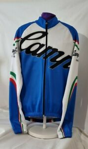Campagnolo Long Sleeve Winter Cycling Jersey Men's Size Large