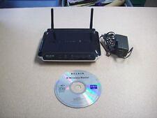 Belkin N Wireless Router F5D8233-4