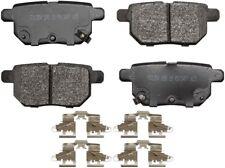 Disc Brake Pad Set-FWD Rear Monroe FX1354