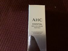 AHC Ageless Real Eye Cream for Face 1.01 Oz NEW SEALED RETAIL 28.99 See Photo