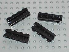 4 x LEGO star wars black brick 2653 / 7184 7161 7180 10123 5600 7037 9684 4553