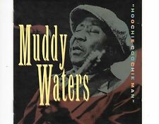 CD MUDDY WATERS hoochie coochie man HOLLAND 1988 EX+