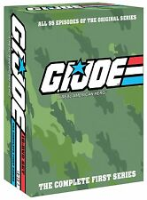 G.I. Joe A Real American Hero . The Complete First Series . Season 1 2 . 16 DVD
