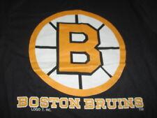 Vintage Logo 7 BOSTON BRUINS (XL) T-Shirt